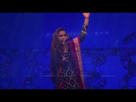 Jasmine Kaur performing on Valvale 2017- Ishmeet Singh Music Institute