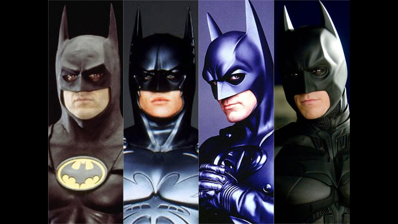 DISCUSSION Top 10 WORST to BEST Batman Suits & DISCUSSION: Top 10 WORST to BEST Batman Suits - YouTube