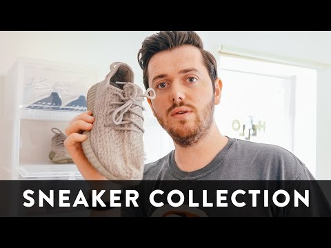 MY SNEAKER COLLECTION!!