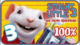 Stuart Little 3: Big Photo Adventure Walkthrough Part 3 (PS2) 100% Forest Part 1
