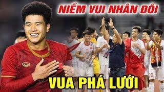 🔥Hà Đức Chinh HẠNH PHÚC VỠ ÒA GIÀNH Giải Vua Phá Lưới SEA Games 30 - TIN TỨC 24H TV