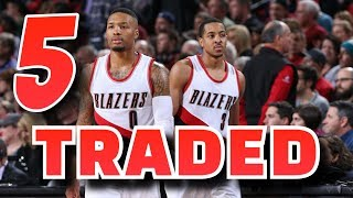 5 NBA Players that NEED to be TRADED