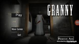 เล่นเกมผีคุณยายGrannyเมื่อคุณยายไม่อยู่บ้าน+แจกเกมผีคุณยายGranny