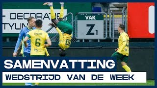 HIGHLIGHTS | Fortuna verrast Feyenoord