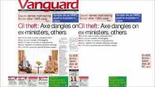 Nigerian Newspaper Headlines -23rd July 2015- ex-ministers, others will face trial for oil theft