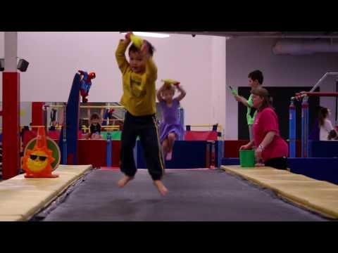 Interactive Academy - Preschool Gymnastics