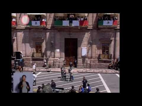 🔴 En vivo desde Morelia: Desfile conmemorativo del CCIX aniversario de la Independencia de México.