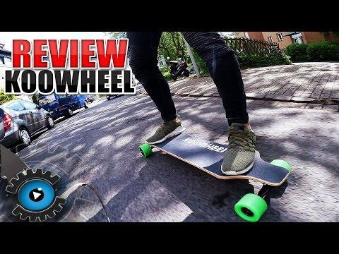 Reichweite Ca 10 km Oppikle Elektrisches Skateboard Longboard E Skateboard Elektrisches City Scooter Elektrolongboard mit Fernbedienung und Motor Geschwindigkeit 20km//h