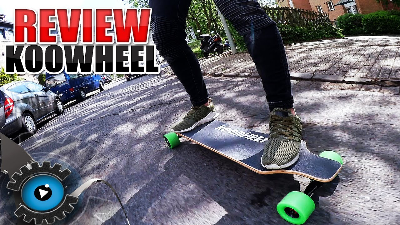 das g nstigste beste elektro longboard koowheel review. Black Bedroom Furniture Sets. Home Design Ideas