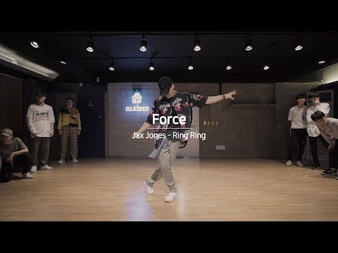 Jax Jones - Ring Ring (ft. Rich The Kid) | Force Choreography