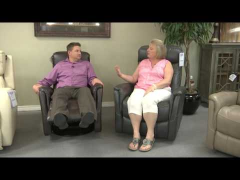 Polyester Recliners at BarrowFurniture