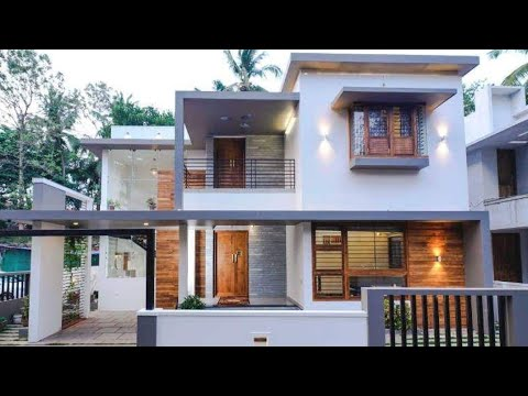 2400 Sq Ft 4 Bhk Modern House And Plan, Floor Plans For 2400 Square Foot Bungalow