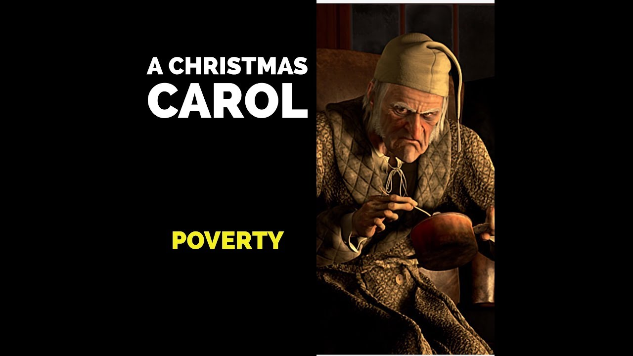 a christmas carol poverty Online study guide for a christmas carol (grades 9-1) , themes, contexts and settings poverty and education.