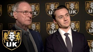 Why is a Ladder Match necessary at Blackpool?: NXT UK Exclusive, Dec. 12, 2019
