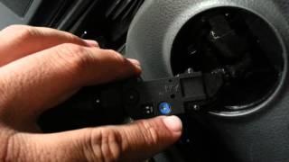 VW Polo - Instalação Sensor Crepuscular