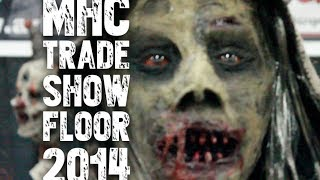 Midwest Haunters Convention 2014 The Tradeshow Floor (Part 1)