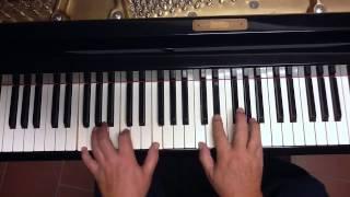 Tutorial piano y voz Penélope ( Joan Manuel Serrat )