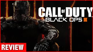 Call of Duty: Black Ops 3 Review (Video Game Video Review)