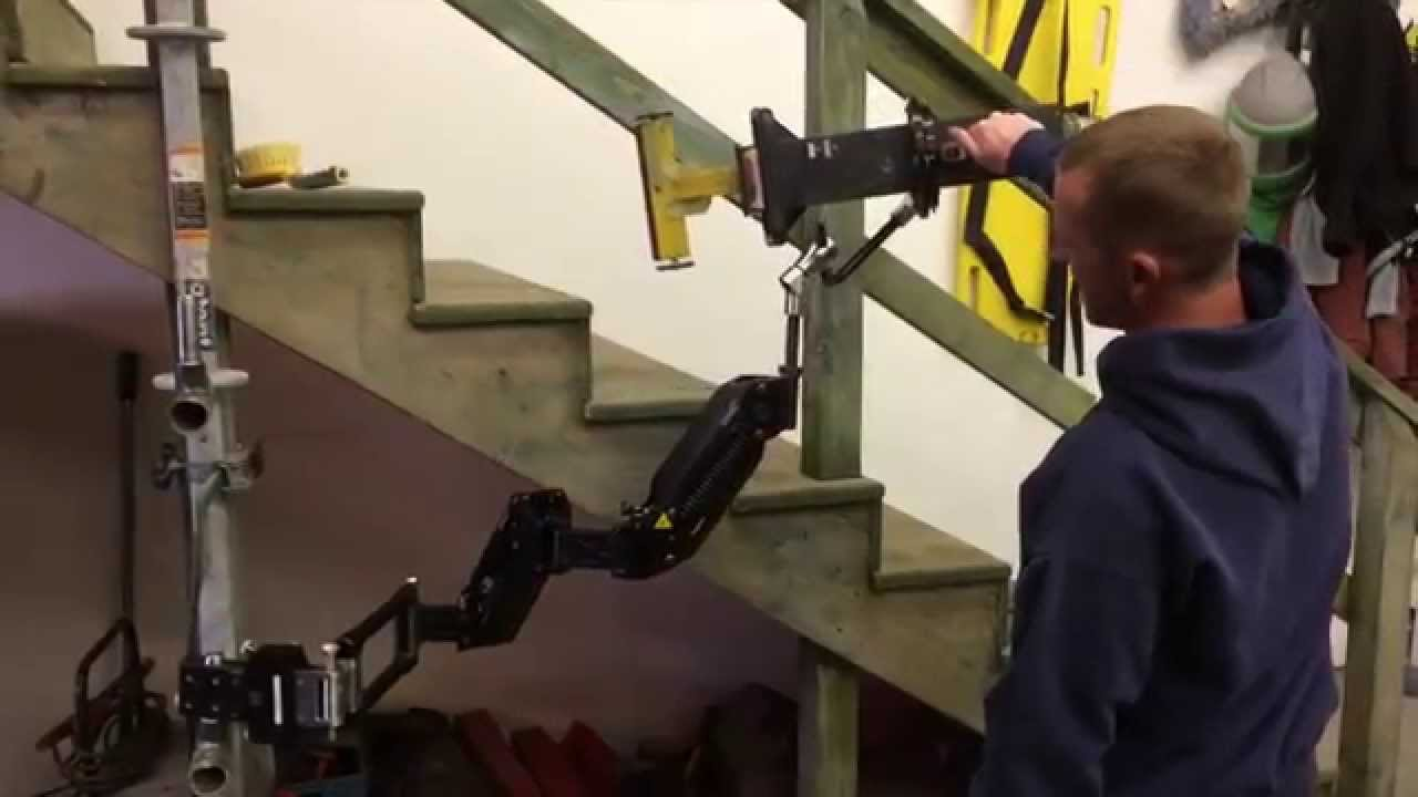 Induction Stripping  Zero Gravity Arm  YouTube