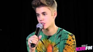 Justin Bieber Exclusive Believe Interview part 1