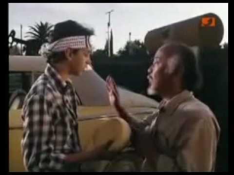 Mr. Miyagi - auftragen rechte Hand,polieren linke Hand.mp4