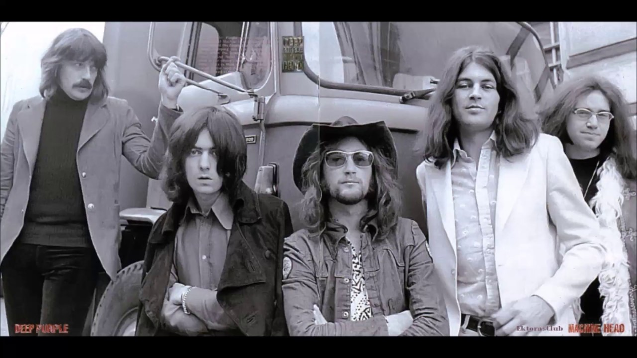 Deep Purple - Never Before (Live 1972) - YouTube
