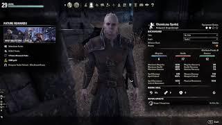 The Elder Scrolls Online Vampire gameplay part5(Rivenspire)(PC)[HD](PL)