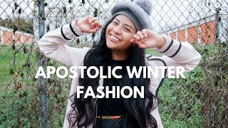 Download WINTER OUTFIT IDEAS | MODEST APOSTOLIC Mp3 and Videos