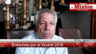 Entrevista Xuchitl Juchipila 2016