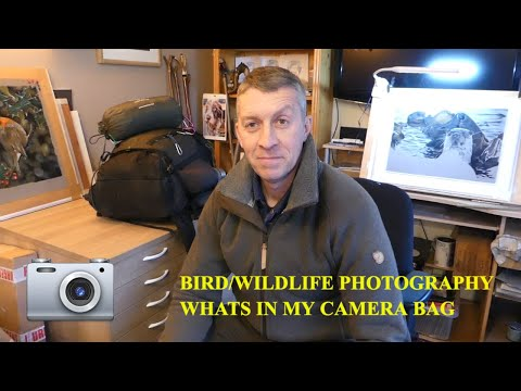 Wildlife/Bird Photography. Essential Gear. Whats In My Bag??
