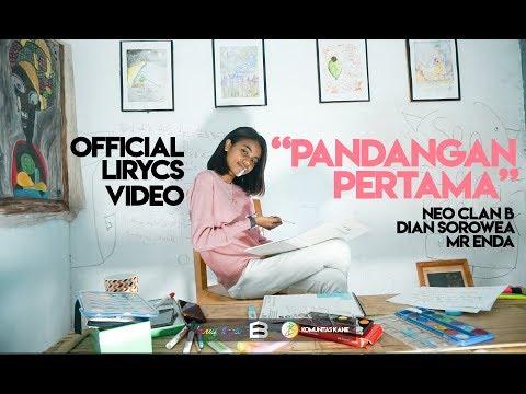 Neo Clan B - Pandangan Pertama Ft Dian Sorowea & Mr Enda (Official Lyric Video)