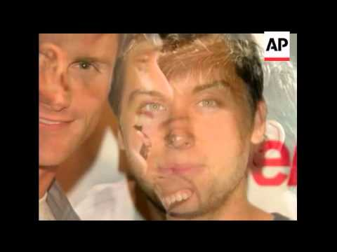 Lance Bass and Reichen Lehmkuhl split.