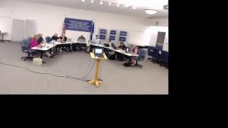 2018 08 13 ISD 15 School Board Meeting