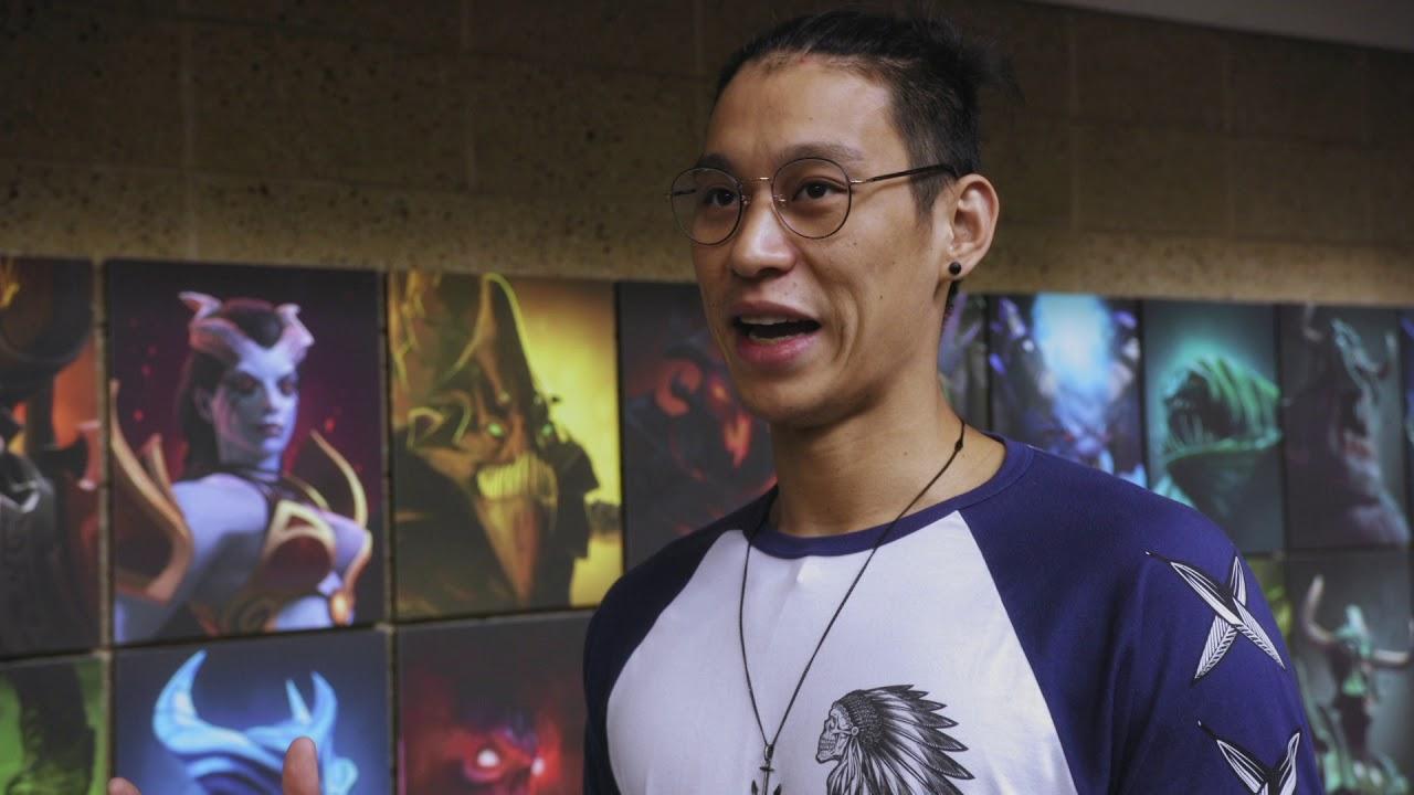 Brooklyn Nets' Jeremy Lin appears on ELEAGUE Road To The