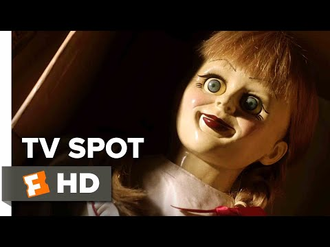 Annabelle: Creation TV Spot - Conjuring Universe (2017) | Movieclips Coming Soon
