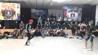 Nayi vs Cielo // Bgirl Battle // Aniversario Crazy Beat Crew