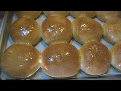 Easy Yeasted Sourdough Rolls! Noreens Kitchen