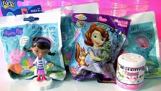 Mashems Toys Hello Kitty, Peppa Pig Bath Bombs, Sofia the First Bath Bombs Surprise Fashems