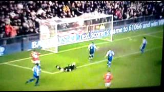 Great manchester united goal