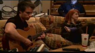 Paramore - Behind Brand New Eyes HQ [Part 1]