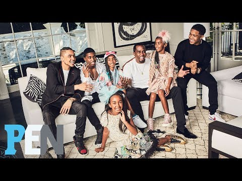 Sean 'Puff Daddy' Combs' Opens Up About Life At Home With Six Kids, Fatherhood | PEN | People