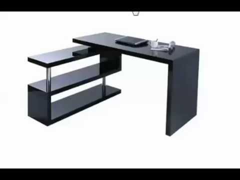 Escritorio minimalista moderno youtube for Muebles de escritorio modernos para casa