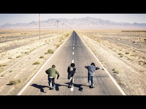 Explore Iran's wild skate terrains. | Perceptions of Persia E2