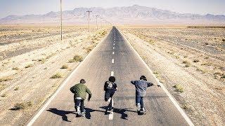 Explore Iran's wild skate terrains.  Perceptions of Persia E2