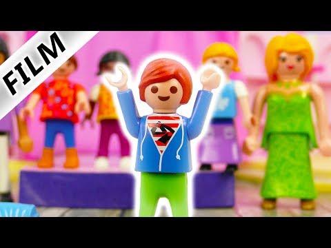 Playmobil Film deutsch | JULIAN VOGEL bei Playmobils Next Topmodel? Kann Hannah sich verwandeln?