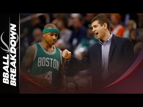 The Brad Stevens Advantage For The Celtics