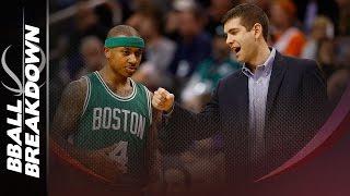 The Brad Stevens Advantage For The Celtics