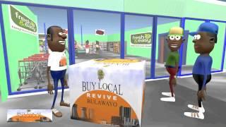Buy Zimbabwe Campaign -The Byo Show
