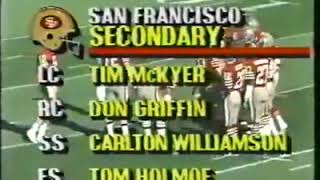 1986 Week 10 Cardinals @ 49ers