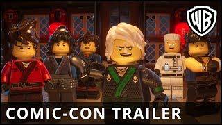 The LEGO® Ninjago® Movie - Trailer 2